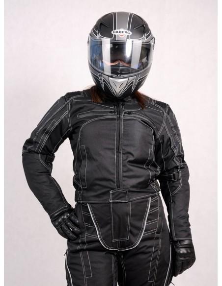 Kurtka motocyklowa tekstylna damska KTD008 - Rypard.pl Odzież i akcesoria motocyklowe