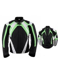 Tekstylna kurtka motocyklowa męska sportowo turystyczna KTM026 - Rypard.pl Odzież i akcesoria motocyklowe