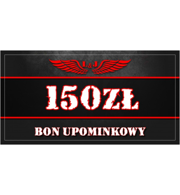 BON UPOMINKOWY 150