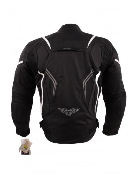Kurtka motocyklowa męska turystyczna/sportowa VIPER, membrana HUMAX 10000, protektory SW LEVEL 2 - Rypard.pl