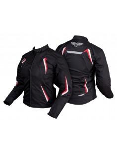 Tekstylna kurtka motocyklowa turystyczna damska KTD015 - Rypard.pl Odzież i akcesoria motocyklowe