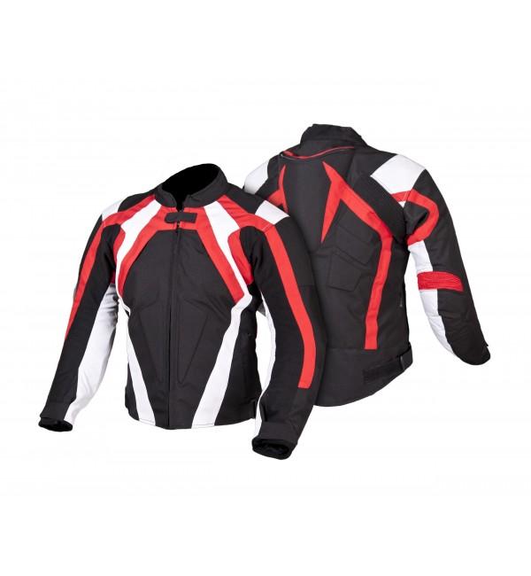 Tekstylna kurtka motocyklowa męska turystyczna/sportowa KTM007 Rypard.pl Odzież i akcesoria motocyklowe