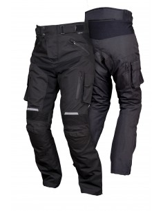 Turystyczno-sportowe spodnie motocyklowe tekstylne męskie STM019 - Rypard.pl Odzież i akcesoria motocyklowe