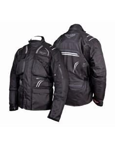 Długa kurtka motocyklowa tekstylna turystyczna ZENDER - Rypard.pl Odzież i akcesoria motocyklowe
