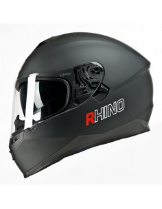 RHINO RACER Czarny mat