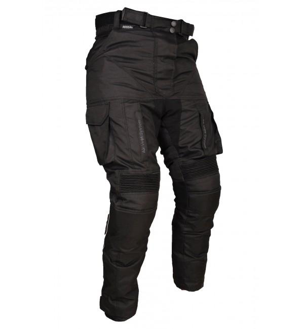 Damskie spodnie motocyklowe tekstylne turystyczne/miejskie STD009 - Rypard.pl Odzież i akcesoria motocyklowe
