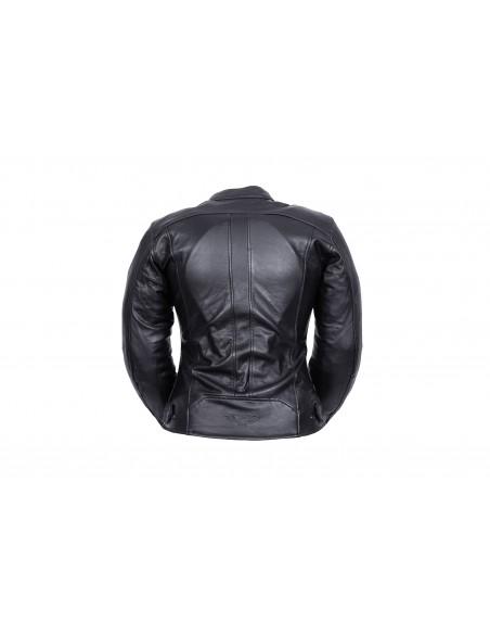 Turystyczna kurtka motocyklowa skórzana damska RAWGIRL - Rypard.pl Odzież i akcesoria motocyklowe