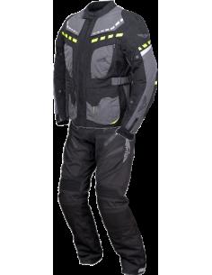 Kombinezon motocyklowy tekstylny męski turystyczny E-PRO TITANUM KOM100 - Rypard.pl Odzież i akcesoria motocyklowe