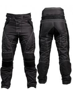 Spodnie motocyklowe męskie tekstylno-skórzane STM009 - Rypard.pl Odzież i akcesoria motocyklowe