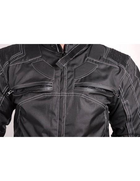 Tekstylna kurtka motocyklowa męska KTM021 - Rypard.pl Odzież i akcesoria motocyklowe