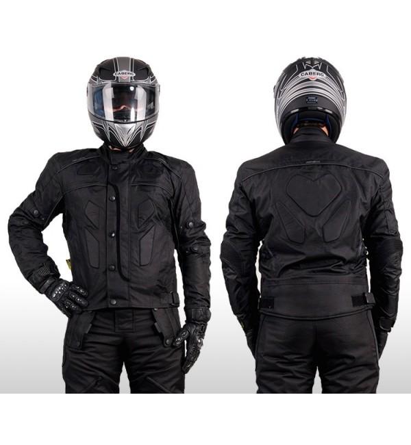 Tekstylna kurtka motocyklowa męska turystyczna/sportowa KTM013 - Rypard.pl Odzież i akcesoria motocyklowe