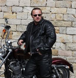 Odzież motocyklowa męska